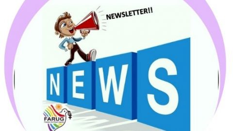 NEWSLETTER EDITION ONE